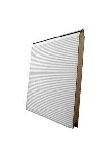 Panel Microacanalado Liso RAl 9010