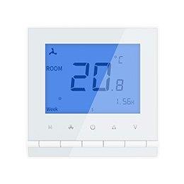 panel de termoestato aire acondiconado - sistema de control medioambiental